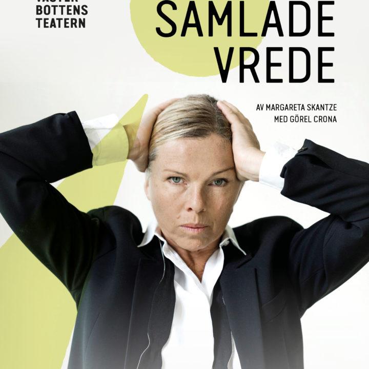 Affischbild för Selmas samlade vrede